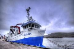 Skarsvag, the world's most northerly fishing port