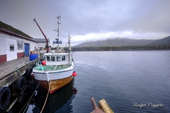 Skarsvag, the world's most northerly fishing port