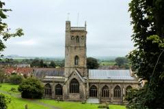St. John the Baptist, Axbridge, Somerset