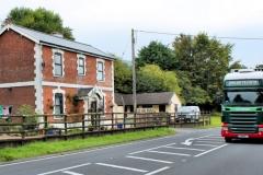 Station Master's house, Axbridge, Somerset