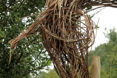 Twig horse
