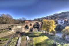 El Pont Vell, Sant Joan de les Abadesses