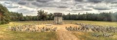 Treblinka Extermination Camp monument