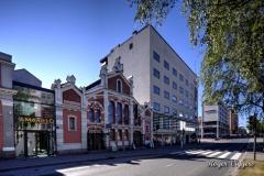 Market hall, Vaasa, FinlandVaasa, Finland