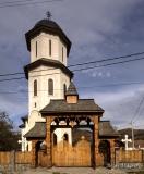 Greek Orthodox church, Vadu Izei, Romania
