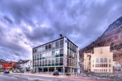 Aeulestrasse, Vaduz, Liechtenstein