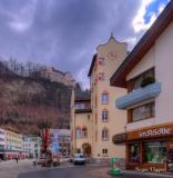 Städtle, Vaduz, Liechtenstein
