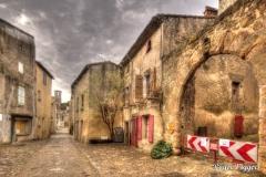 Rue du Couvent, Villerouge-Termenès