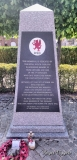 Royal Welch Fusiliers memoral, Zandvoorde