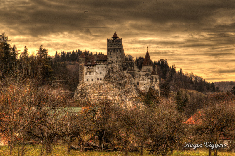 Count Dracula's castle, Romania